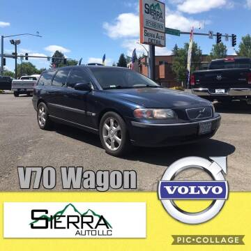 2001 Volvo V70 for sale at SIERRA AUTO LLC in Salem OR