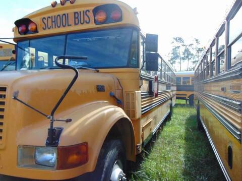 1998 International Blue Bird for sale at Interstate Bus Sales Inc. - GLOBAL BUS SALES in Alice TX