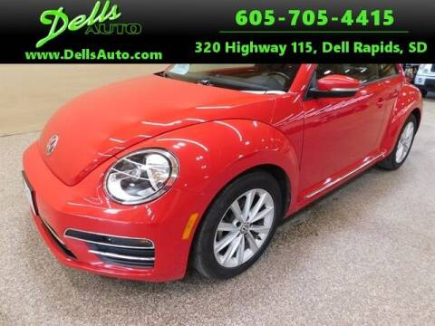 2017 Volkswagen Beetle for sale at Dells Auto in Dell Rapids SD