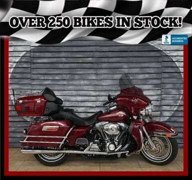 2006 Harley-Davidson Electra Glide for sale at AZMotomania.com in Mesa AZ