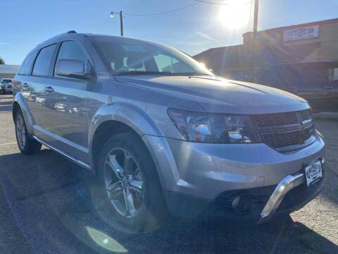 2018 Dodge Journey for sale at BERKENKOTTER MOTORS in Brighton CO