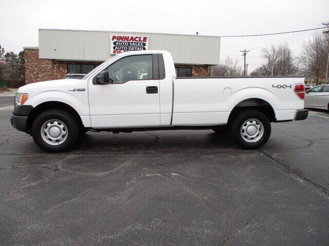 2012 Ford F-150 for sale at Pinnacle Investments LLC in Lees Summit MO