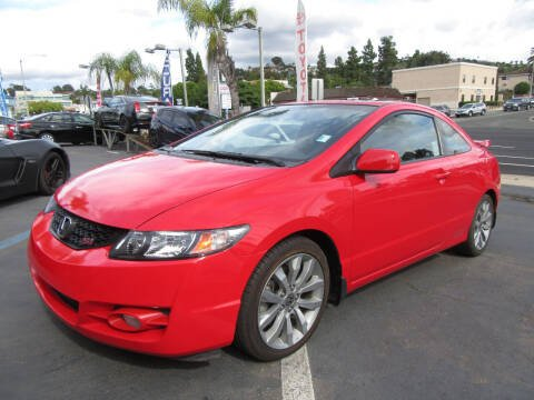 2011 Honda Civic for sale at Eagle Auto in La Mesa CA