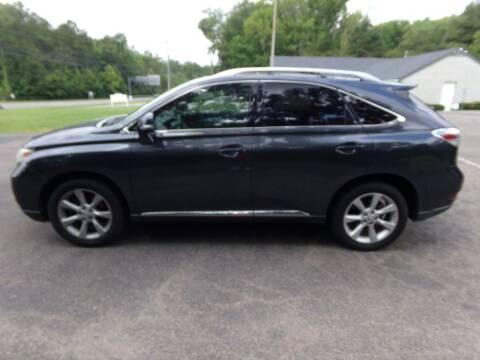 2010 Lexus RX 350 for sale at West End Auto Sales LLC in Richmond VA