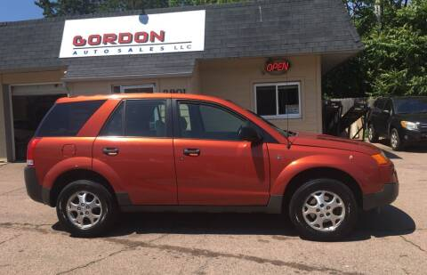 2002 Saturn Vue for sale at Gordon Auto Sales LLC in Sioux City IA