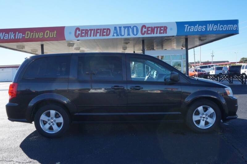 2013 Dodge Grand Caravan SE 4dr Mini-Van - Tulsa OK