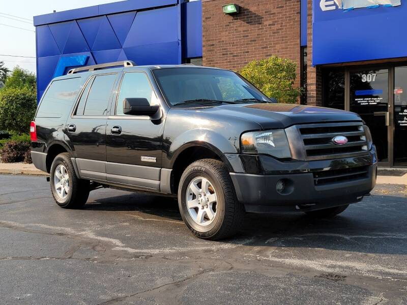 2007 Ford Expedition for sale at Mighty Motors in Adrian MI