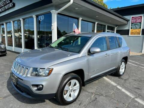 2014 Jeep Compass for sale at Prestige Pre - Owned Motors in New Windsor NY