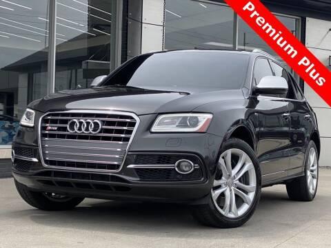 2015 Audi SQ5 for sale at Carmel Motors in Indianapolis IN