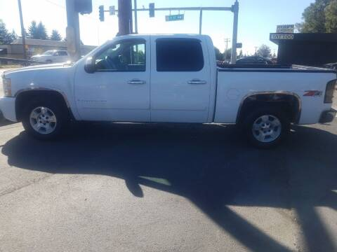 2007 Chevrolet Silverado 1500 for sale at Bonney Lake Used Cars in Puyallup WA
