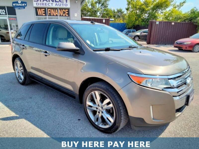 2012 Ford Edge for sale at Stanley Direct Auto in Mesquite TX