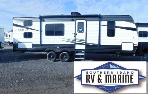 2021 Keystone HIDEOUT 25BHS for sale at SOUTHERN IDAHO RV AND MARINE in Jerome ID