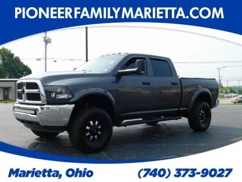 2017 RAM Ram Pickup 2500 for sale at Pioneer Family preowned autos in Williamstown WV