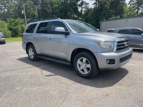 2011 Toyota Sequoia for sale at Auto Credit Xpress in Benton AR