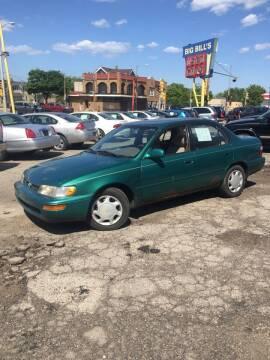 1997 Toyota Corolla for sale at Big Bills in Milwaukee WI