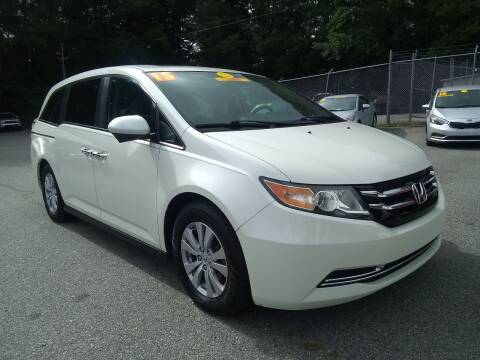 2015 Honda Odyssey for sale at Import Plus Auto Sales in Norcross GA