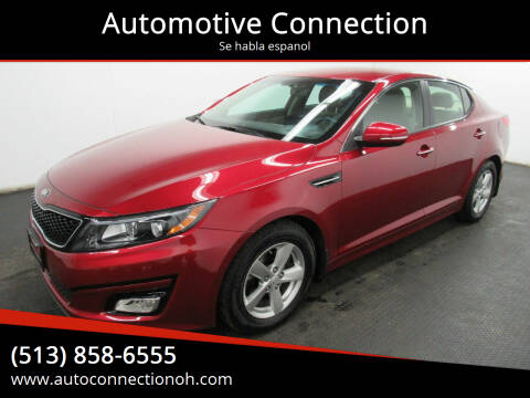 2015 Kia Optima for sale at Automotive Connection in Fairfield OH