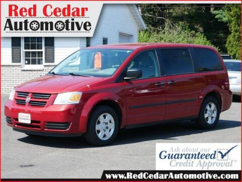 2008 Dodge Grand Caravan for sale at Red Cedar Automotive in Menomonie WI