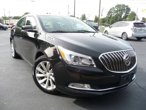 2016 Buick LaCrosse for sale at Wade Hampton Auto Mart in Greer SC