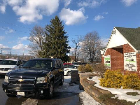 2007 Chevrolet Tahoe for sale at Direct Sales & Leasing in Youngstown OH