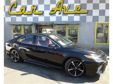 2020 Toyota Camry for sale at Car Ave in Fresno CA