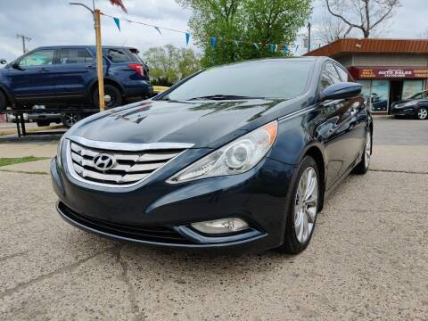 2013 Hyundai Sonata for sale at Lamarina Auto Sales in Dearborn Heights MI