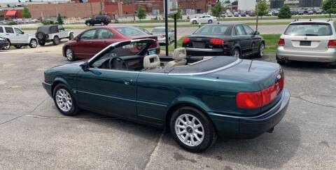 1994 Audi Cabriolet for sale at Downing Auto Sales in Des Moines IA