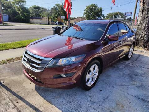 2012 Honda Crosstour for sale at Advance Import in Tampa FL