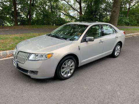 2010 Lincoln MKZ for sale at Crazy Cars Auto Sale in Jersey City NJ