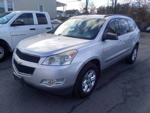 2010 Chevrolet Traverse for sale at Wilson Investments LLC in Ewing NJ