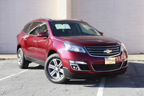 2017 Chevrolet Traverse for sale at El Compadre Trucks in Doraville GA