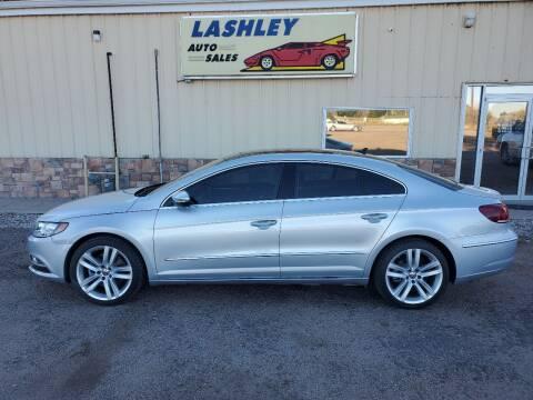 2013 Volkswagen CC for sale at Lashley Auto Sales in Mitchell NE