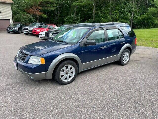 2006 Ford Freestyle for sale at Hartley Auto Sales & Service in Milton VT