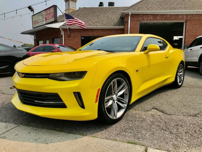 2018 Chevrolet Camaro for sale in Somerville, MA