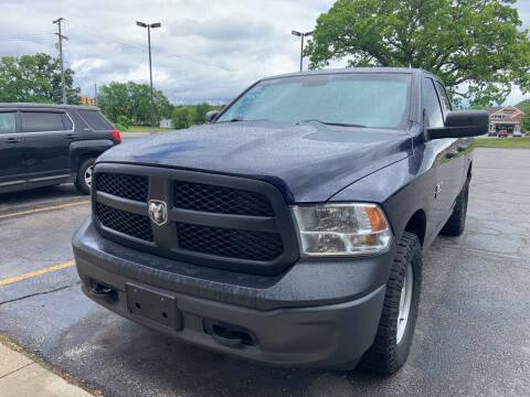 2014 RAM Ram Pickup 1500 for sale at Blake Hollenbeck Auto Sales in Greenville MI