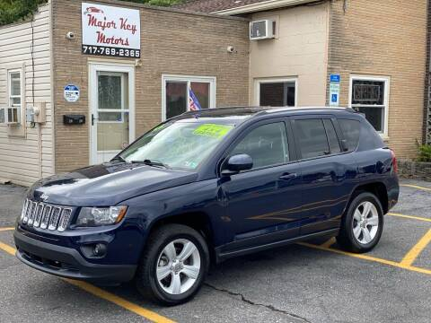 2015 Jeep Compass for sale at Major Key Motors in Lebanon PA