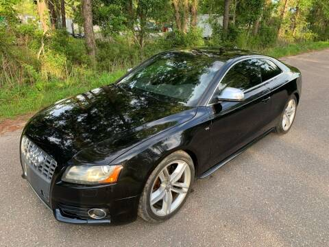 2009 Audi S5 for sale at Next Autogas Auto Sales in Jacksonville FL