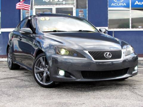 2009 Lexus IS 350 for sale at Orlando Auto Connect in Orlando FL