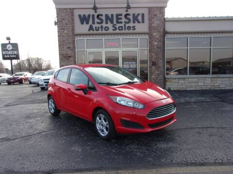 2014 Ford Fiesta for sale at Wisneski Auto Sales, Inc. in Green Bay WI