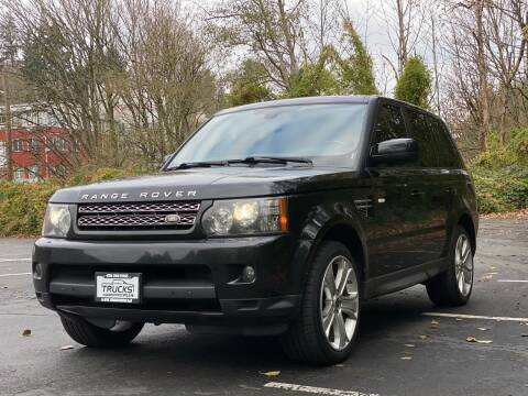 2012 Land Rover Range Rover Sport for sale at Trucks Plus in Seattle WA