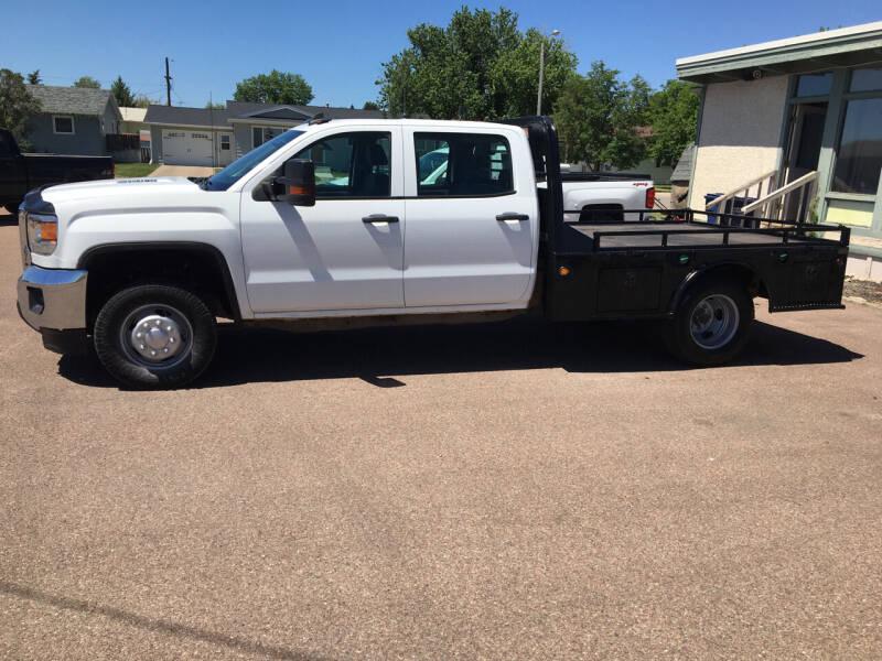 2015 GMC Sierra 3500HD for sale at A Plus Auto LLC in Great Falls MT