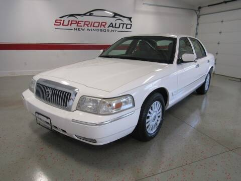 2007 Mercury Grand Marquis for sale at Superior Auto Sales in New Windsor NY