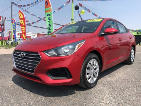 2019 Hyundai Accent for sale at 1st Quality Motors LLC in Gallup NM