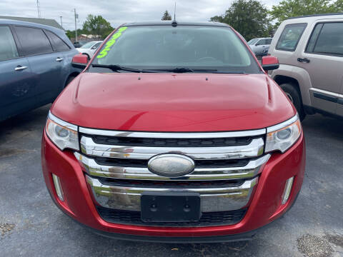 2012 Ford Edge for sale at 309 Auto Sales LLC in Harrod OH