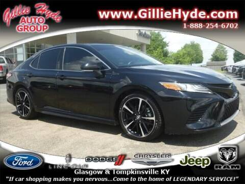 2018 Toyota Camry for sale at Gillie Hyde Auto Group in Glasgow KY