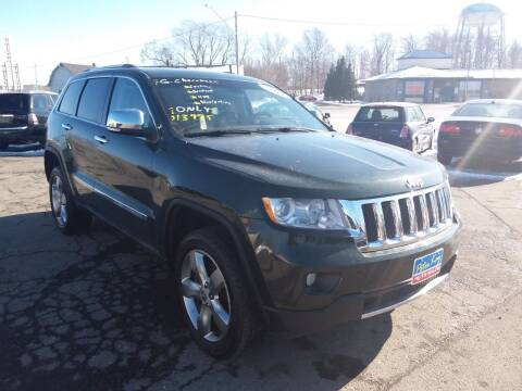 2011 Jeep Grand Cherokee for sale at Peter Kay Auto Sales in Alden NY