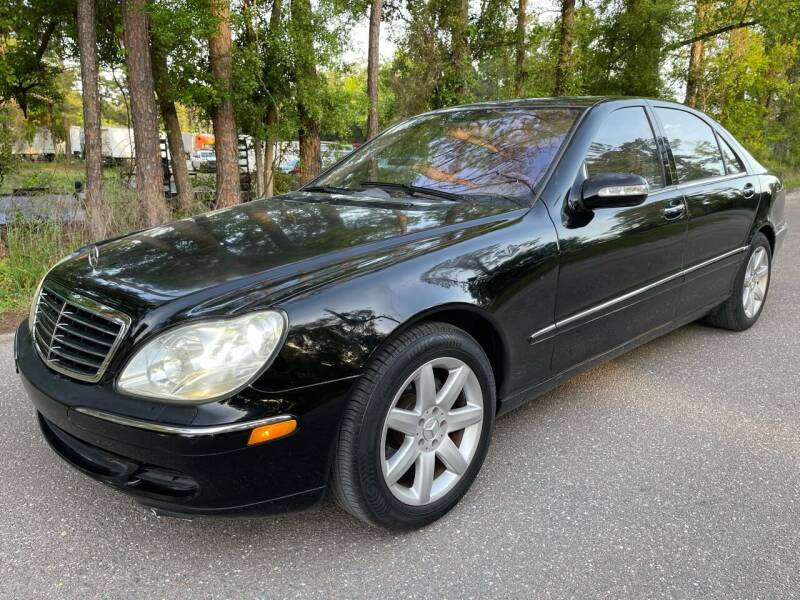 2004 Mercedes-Benz S-Class for sale at Next Autogas Auto Sales in Jacksonville FL