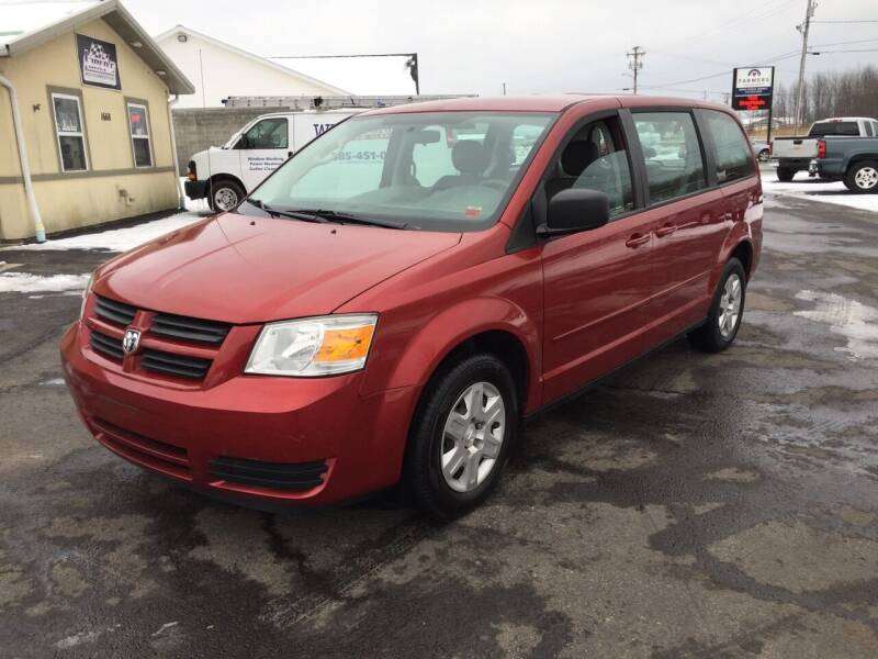 2009 Dodge Grand Caravan for sale at Lance's Automotive in Ontario NY