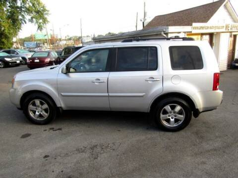 2011 Honda Pilot for sale at American Auto Group Now in Maple Shade NJ