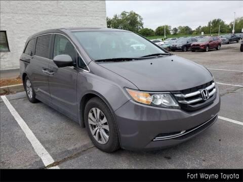 2015 Honda Odyssey for sale at BOB ROHRMAN FORT WAYNE TOYOTA in Fort Wayne IN